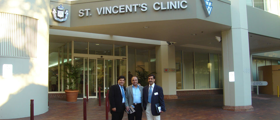 St. Vincent Clinic