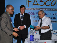 National Conference of Foot Society at Allahabad 2009